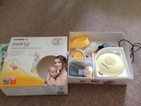 Medela swing single electric pump