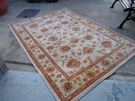 Mossoul rug Tabriz finest rug 100% wool large excellent