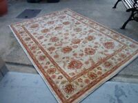 Mossoul rug Tabriz finest rug 100% wool large excellent