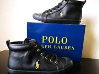 Ralph Lauren Unisex High Tops