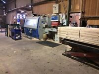 Timber Machinist Wanted