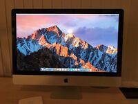 "Apple Imac 27"" core i5 16gb ram 1TB Hdd"