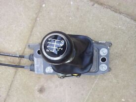 golf r32 2006 gearstick complete