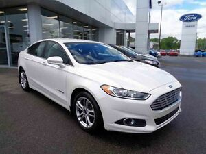 2015 FORD FUSION SE HYB FWD / Finance 2.9% / Bluetooth / Cruise