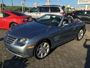 2005 Chrysler Crossfire CONVERTIBLE LIMITED AC VITRES CRUISE