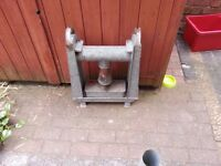 Greenhouse heater used condition