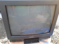 21in TV old style x 2