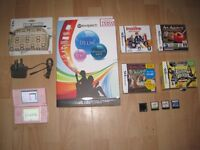 NINTENDO DS LITE BUNDLE , WITH 41 GAMES AND MORE. CHECK THE PHOTO'S