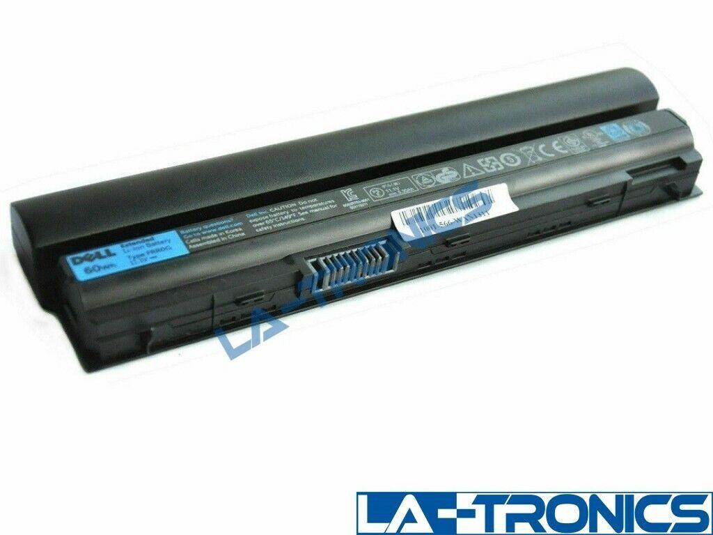 6-cell Genuine OEM Battery for DELL J79X4 RFJMW 09K6P UJ499 TPHRG KJ321 Y61CV