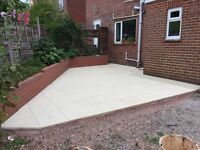 Handyman General maintenance patio,walls,decking,fencing,laminate flooring,tiling and more