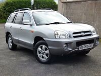 05 Hyundai Santa Fe 2.0 CDX CRTD AUTO 4X4 JEEP *ONLY 56K* TRADE IN CONSIDERED, CREDIT CARDS ACCEPTED