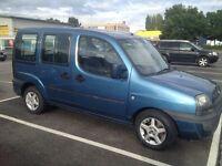 Fiat doblo 2002, 1.9jtd