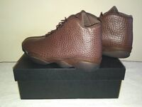 Genuine Nike Jordan Horizon Premium Trainers (Brown/Infrared 23/Gold) UK Size 10, Inc Box - £100