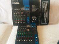 Yamaha Mix Desk