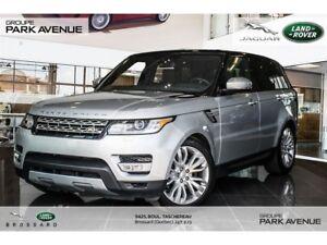 2016 Land Rover Range Rover Sport DIESEL Td6 HSE * Certifié*(R)