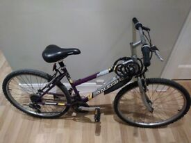 Selling Women's Bike, Size Small (50cm/20in), in Very Good Condition