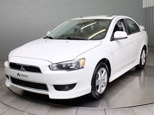 2014 Mitsubishi Lancer LIMITED EDITION A/C MAGS TOIT