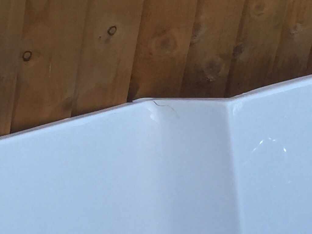 P Shaped Bath / Mixer Taps / Screen / Bath Panel | in Gilmerton ...