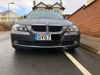 BMW 320d SE Estate 2007 (57) plate, Automatic, 2-litre diesel, Dark grey