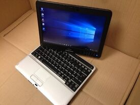 2 in 1 Touchscreen Laptop/Tablet with 2 batteries and Stylus Pen