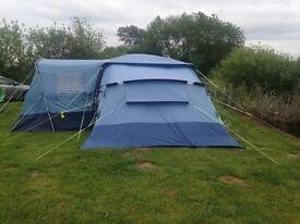 Kyham Harewood 6-man tent