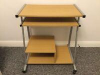 Brand New Pine Wood single extending desk!
