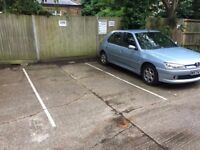 PARKING SPACE in private car park | Close to East Croydon Station (CR0)