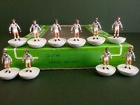 Subbuteo wanted, esp teams between the 60's and 90's. Can arrange collection or courier.
