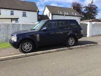 Range Rover vogue td6 auto
