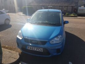 Ford cmax great family run around car has just neen mot in march runs great