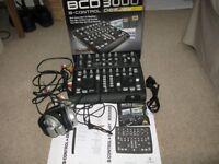 Behringer BCD 3000 DJ Machine