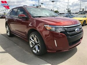2014 Ford Edge Sport AWD Leather, Navigation 57,600km