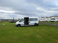 Renault master Conversoin motor home ( low milage)