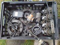 Yamaha FJ1200 spares