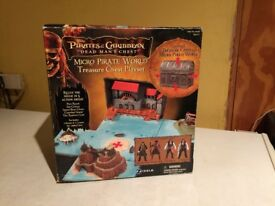 Pirates Of The Caribbean Playset