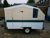 Tear drop camper/tiny house