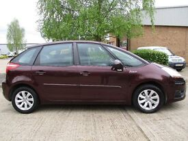 Citreon C4 Picasso Automatic - Very low mileage 63k