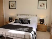 **Modern 3 Bedroom serviced Holiday Apartment in Newbury - incl bills, wifi, maid service! Book now
