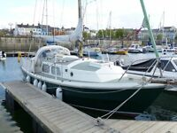 Westerly Chieftain Sailing Yacht/Cruiser with Trailer