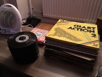Assorted Vinyl Collection LP's/EP's