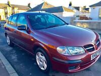 ★ AUTOMATIC ★ NISSAN ALMERA / IMMACULATE CONDITION/ LOW MILEAGE