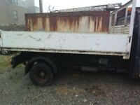 ford transit 190 tipper for spares
