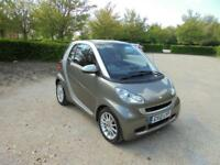 Smart ForTwo Coupe Passion Cdi (grey) 2012