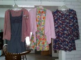 Girls next summer outfits 7-8 new/nearly new items