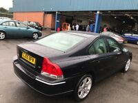 Volvo s60 2005 ** DIESEL ** 12 MONTH MOT ** FULL SERVICE HISTORY ** 2 KEYS **HEATED LEATHER SEATS