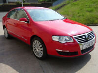 VOLKSWAGEN PASSAT 1.9 HIGHLINE TDI 4d 103 BHP TIMING BELT CHANGED + ONLY 1 OWNER NAVIGATION SYSTEM