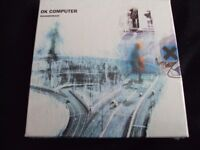 radiohead ok computer emi parlaphone cd dvd mega rare 2009