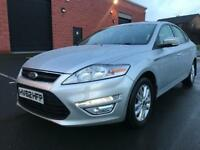 OCTOBER 2012 FORD MONDEO ZETEC 2.0 TDCI ONLY 95,000 MILES FULL SERVICE HISTORY
