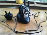 Binatone Latitude 150 Walkie Talkies - Black/silver