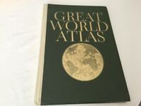 The Reader's Digest Great World Atlas - Huge, Hardback in Very Good Condition